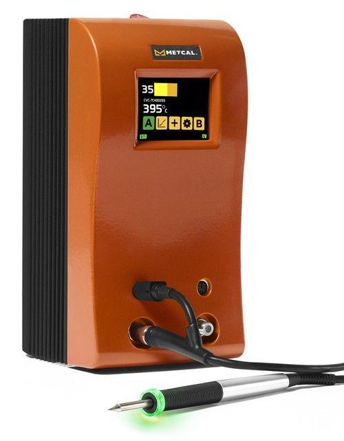 Индукционная паяльная станция Metcal CV-5200 с индикацией надежной пайки